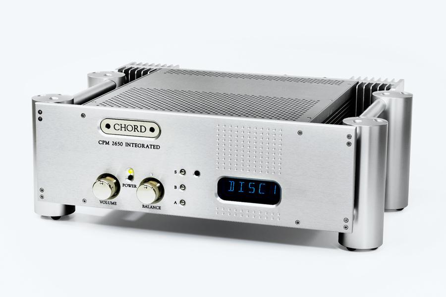 """CHORD CPM 2650 – Nekompromisně """"rovný"""" a nestranný, technicky brilantní"""