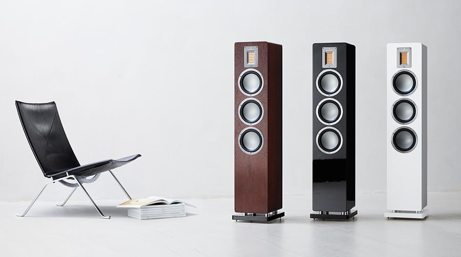 QR 5 – Novinka od dánskch Audiovector