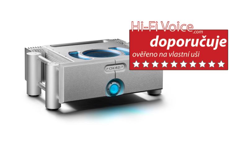 Hi-Fi Voice doporučuje: Chord Electronics Ultima 5