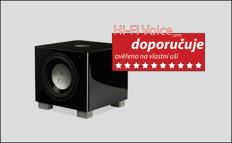 REL T/9x doporučuje Hi-Fi Voice.com