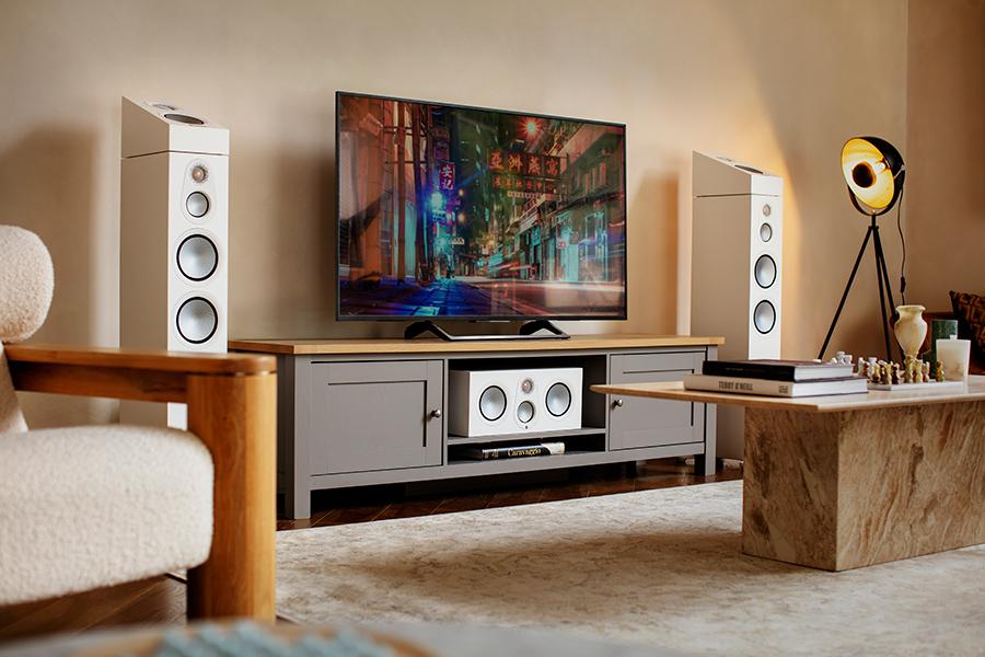 Řada Silver 7G od Monitor Audio